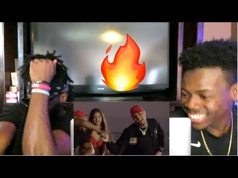 Lil Dicky - Freaky Friday feat Chris Brown {Official Music Video} *REACTION!!!!*
