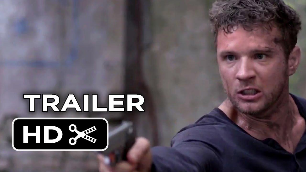 Reclaim Official Trailer #1 (2014) - Ryan Phillippe, John Cusack Thriller HD