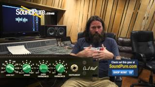 Dave Hill Designs Europa 1 Mic Preamp - Quick n' Dirty
