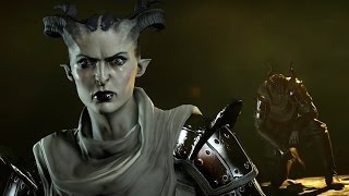 Customizing Your Character in Dragon Age: Inquisition - IGN Plays