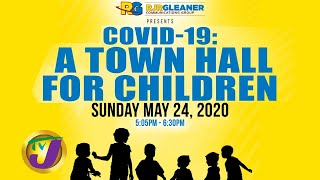 RJRGleaner Virtual Town Hall Meeting COVID-19 & Children