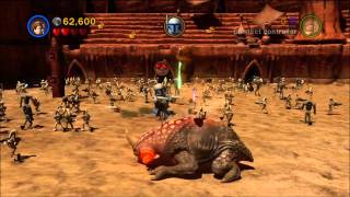 Lego Star Wars III: The Clone Wars: Walkthough - Prologue [1080p HD] (PS3/XBOX 360/Wii/PC/PSP/DS)