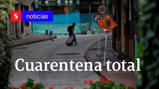 Noticias en vivo de Colombia: Por coronavirus, Colombia entrará en cuarentena total | 16 de marzo