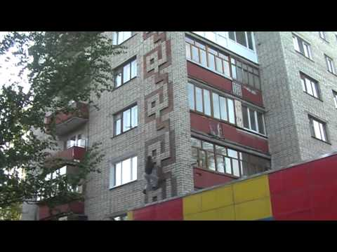 Video: Russian Spider-Man -