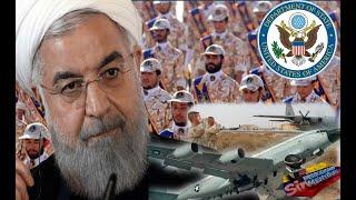 EE.UU. listo actuar... Irán base militar Maduro Venezuela
