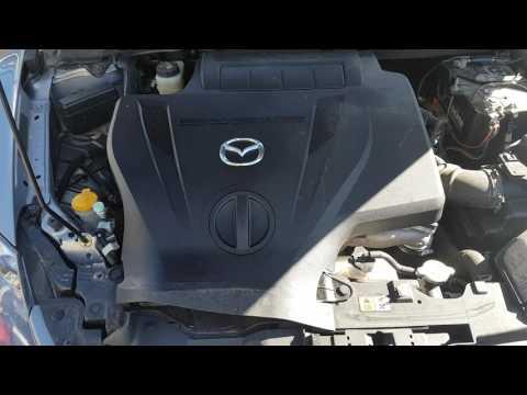 Mazda Cx-7 2009 m dalys