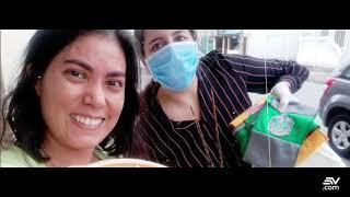 Artistas se unen a la iniciativa del trueque en Guayaquil