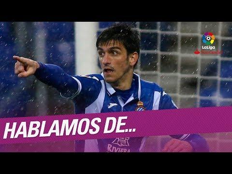 Hablamos de... Gerard Moreno, jugador del RCD Espanyol