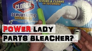 BOLTR: CLOROX SCRUBTASTIC! | More junk for the landfill.