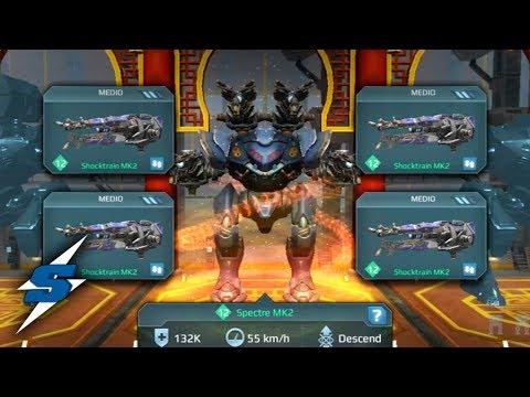 2 MILLONES con SPECTRE y más | SORILOKO War Robots