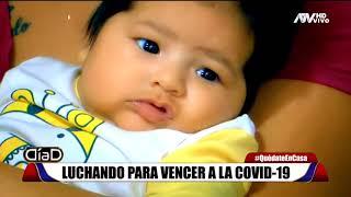 Así luchan los peruanos contra la covid-19