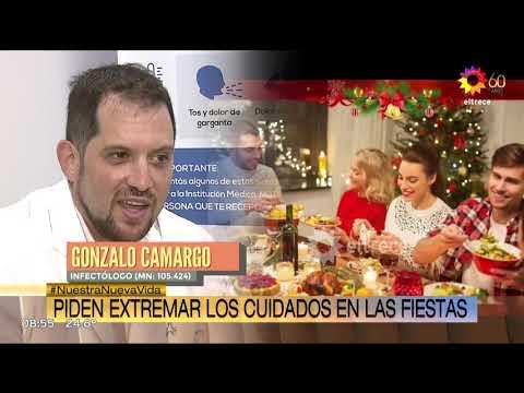 #NuestraNuevaVida: Los Si y los No para la cena de de Navidad