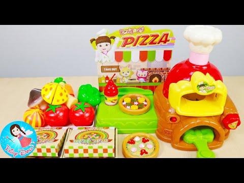ของเล่นทำอาหาร-พิซซ่า-แป้งโดว์
