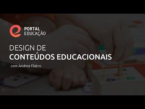 Design de Conteúdos Educacionais com Andrea Filatro | Teaser