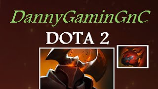 Dota 2 Chaos Knight Ranked Gameplay with Live Commentary