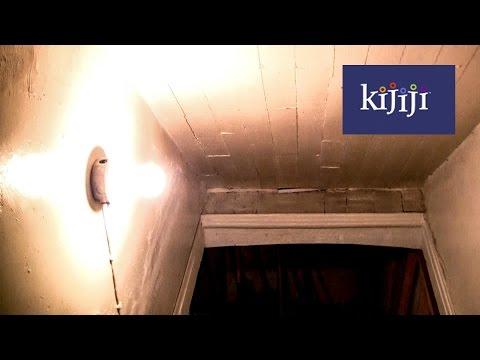 Kijiji, visite ma creepy sous-sol que je te vide la poches