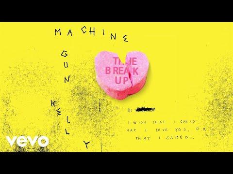 connectYoutube - Machine Gun Kelly - The Break Up (Audio)