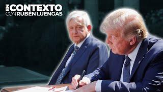 AMLO NO SE PUEDE CONFIAR DE TRUMP, ya ha AMENAZADO a MÉXCIO con ARANCELES: Jesús Esquivel