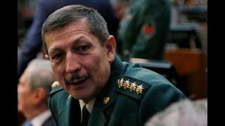 Fiscalía abre investigación contra el general Nicacio Martínez por escándalo de chuzadas