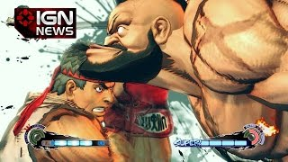 Street Fighter 5 To Use Unreal Engine 4 - IGN News