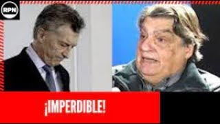 Jorge Rachid salió con los tapones de punta contra la oposición y los medios hegemónicos