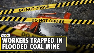 China Mine Rescue: Race against time to rescue 21 miners | Latest World English News | WION News