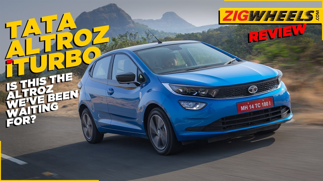 Tata Altroz iTurbo Review | The Most Fun Premium Hatch? | ZigWheels