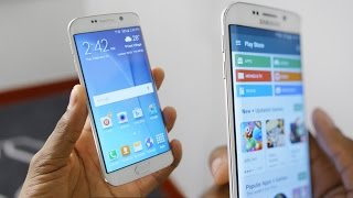 Samsung Galaxy S6 Edge Impressions!