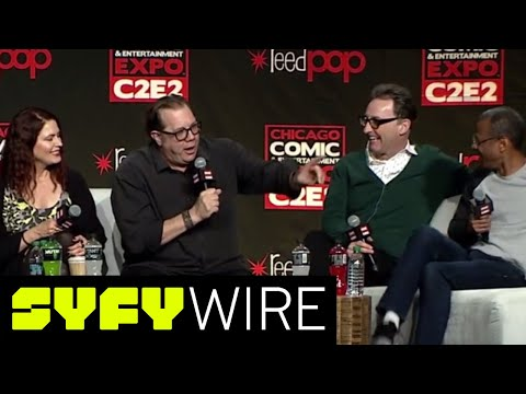 Everything You Ever Wanted To Know About Voice Acting Full Panel | C2E2 | SYFY WIRE