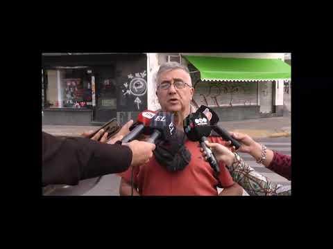"""CONMOCIÃ""""N POR EL ASESINATO DE UN JOVEN COMERCIANTE EN UN ASALTO EN URQUIZA AL 2200"""