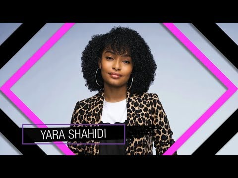 connectYoutube - Friday on 'The Real': Yara Shahidi and Trevor Jackson