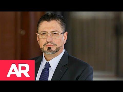 Rodrigo Chaves desmiente rumores de renunciar a candidatura tras sanción por acoso sexual
