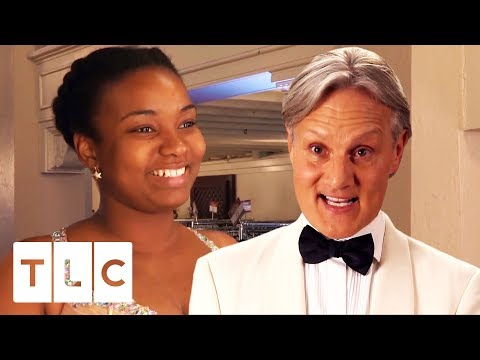 Haiti Earthquake Survivor Finds The Perfect Dress | Say Yes To The Prom