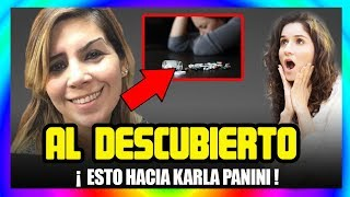 ???????? ¡ Sale a DEFENDERSE la comediante Karla Panini ???????? por estas Nuevas Acusaciones !