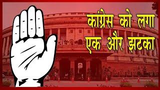 IANS BULLETIN | Gujarat में Rajyasabha चुनाव से पहले Congress को एक और झटका - IANSLIVE