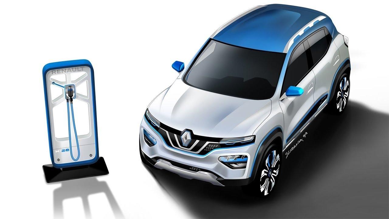 Renault Kwid Electric (Concept K-ZE) | Specs, Range, India Launch | #In2Mins