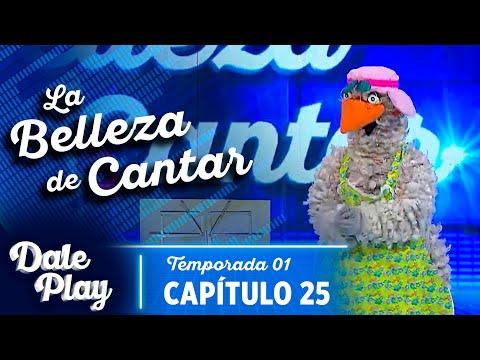 Guru Guru, el amorcito de Yamila Reyna | LA BELLEZA DE CANTAR | DALE PLAY CHILE | T 1