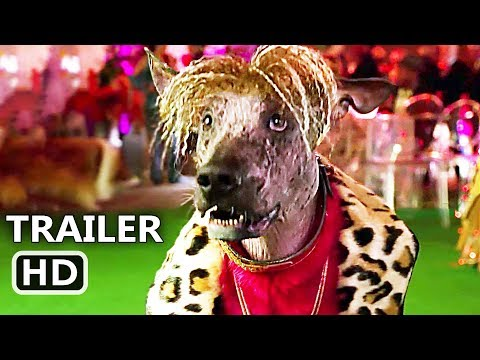 connectYoutube - SHOW DOGS Official Trailer (2018) Will Arnett, Talking Dog Comedy Movie HD