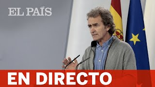 DIRECTO #CORONAVIRUS | FERNANDO SIMÓN ofrece los últimos datos del virus en ESPAÑA