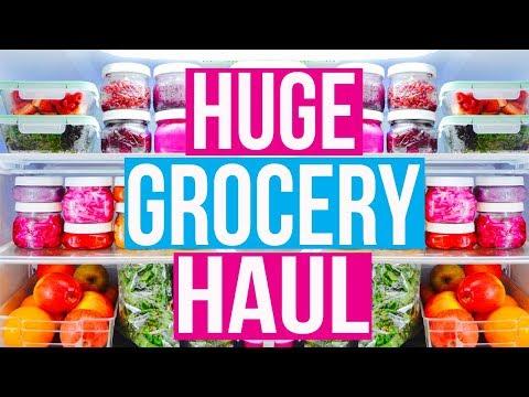 HUGE GROCERY HAUL!!