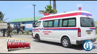 THE GLEANER MINUTE: Ship worker loses baby .... Jamaicans disembark ... NCU to cut salaries