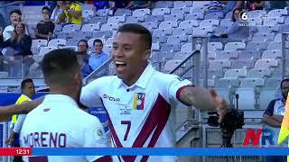 Los mejores goles de Venezuela en la Copa América