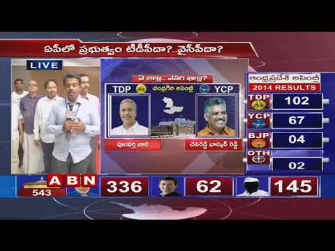 Nellore,Chittoor People Opinion on Lagadapati Survey and AP