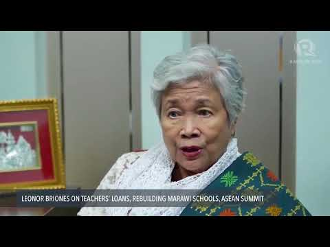 Briones mulls mandatory financial literacy workshops for teachers