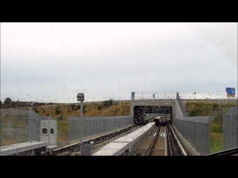 Canada Line Vancouver, BC Bridgeport-YVR