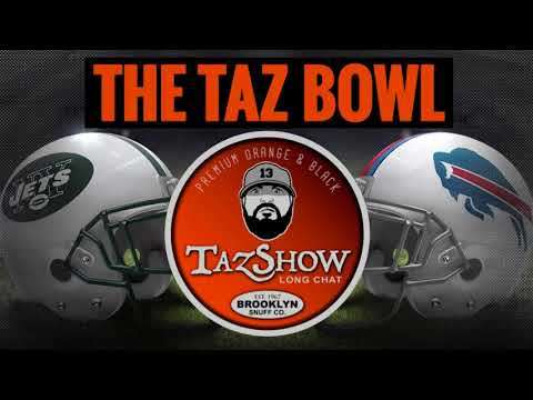connectYoutube - TAZ BOWL: Two Teams Enter 1 Team Leaves  - The Taz Show