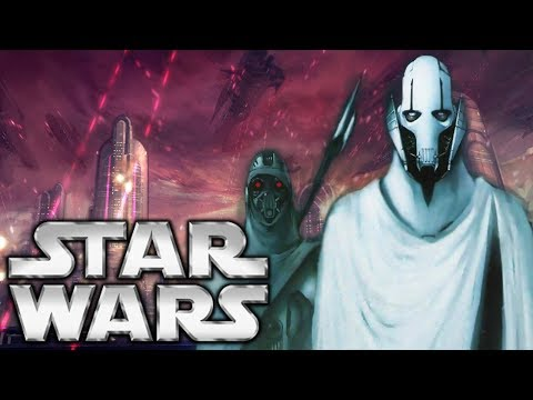 Grievous Invades Coruscant: Star Wars Rethink
