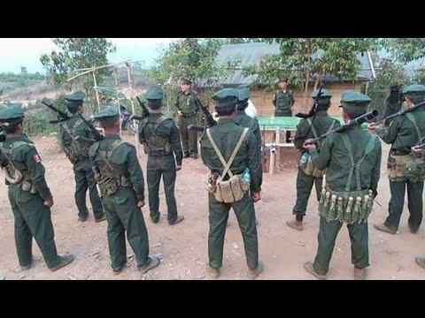 ทหารพม่าเรียกBGFเป็นกำลังเสริม