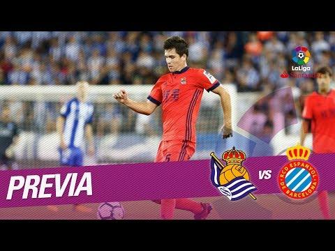Previa Real Sociedad vs RCD Espanyol