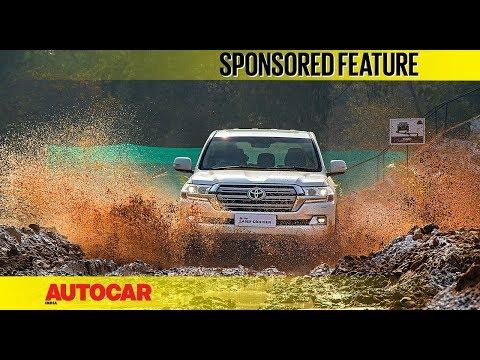 Toyota Off-Road Camp 2018 | Sponsored Feature | Autocar India